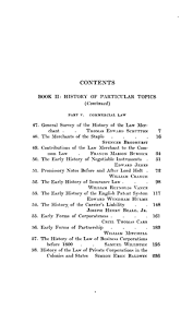 select essays in anglo american legal history vol    online  original table of contents or first page