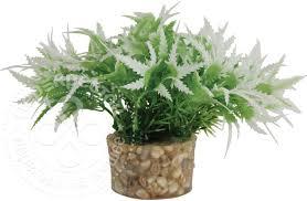 Купить <b>Растение для аквариумов</b> Zolux <b>пластиковое</b> в грунте S3 ...