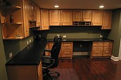regardless if youre looking to just create one room in your basement or an entire living and entertaining level thomas libucki home services basement home office