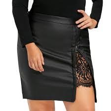 2019 <b>Women Fashion Girls</b> Zipper Lace <b>Patent</b> Leather Uniform ...