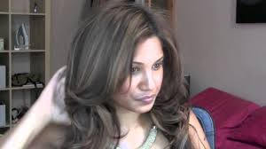 Hair Style Highlights caramel blonde hair highlights in asian hair update video 2 4878 by wearticles.com