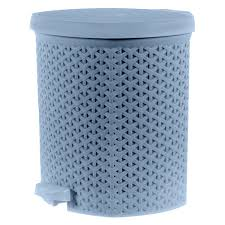 Бак для <b>мусора Плетёнка</b> 12 л цвет бежеый в Москве – купить по ...