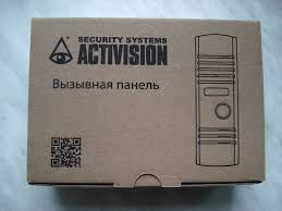 Обзор от покупателя на <b>Вызывная панель ACTIVISION AVC-305</b> ...