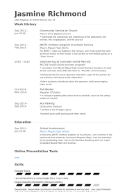 janitor resume samples   visualcv resume samples databasejanitor resume samples