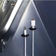 8PCS/<b>LOT Car Wire Cord</b> Clip Cable Holder Tie Fixer Organizer ...