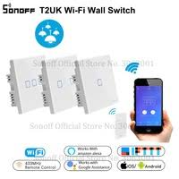 TX Series-T2 Wall Switches - <b>SONOFF</b> Official Store - AliExpress