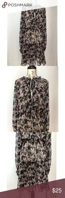 <b>Victoria's Secret Chiffon</b> Beach Kimono Robe Cover Size - Extra ...