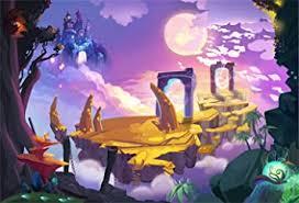 Buy <b>Laeacco</b> Fairytale Story Scenic Backdrop Vinyl 7x5ft Cartoon ...