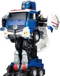 <b>Робот</b>-<b>трансформер 1Toy</b> собирается в грузовик 38см Т11024 ...