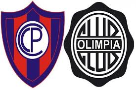Cerro Porteño Olimpia online clasico Paraguay 27 Octubre