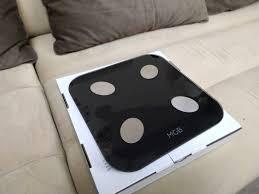 Обзор от покупателя на <b>Весы напольные MGB</b> Body fat scale ...