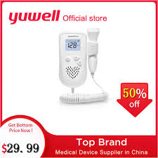 Yuwell Ear Thermometre <b>LCD Digital Infrared Baby</b> Thermometer ...
