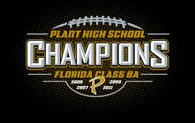 Image result for henry b plant high school football