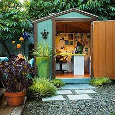 backyard shed office you would love to go to work backyard office shed
