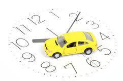 Znalezione obrazy dla zapytania clock clipart car