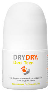 Купить <b>Дезодорант</b> ролик DryDry Deo Teen, <b>50</b> мл по низкой цене ...