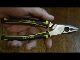 Обзор <b>Плоскогубцев Stanley FatMax комбинированные</b> 185 мм ...