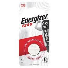 Купить <b>Батарейка ENERGIZER CR 1220</b>, литиевая, d=12 мм, h=2 ...