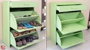 <b>Creative</b> !!! DIY Shoe Stand !!! How to Make <b>Shoe Rack</b> at Home ...