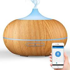 GX.Diffuser 300ML Essential Oil Diffuser, WiFi Smart ... - Amazon.com
