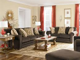 room decorating ideas brown couch
