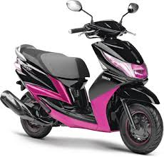 Image result for new stylish yamaha ray for girls images