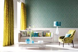 living room ideas gray turquoise yellow
