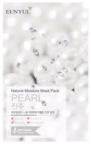 Eunyul <b>тканевая маска</b> Natural Moisture Mask Pack с <b>экстрактом</b> ...