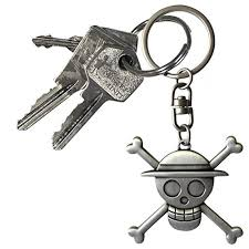 """ABYstyle - ONE PIECE - """"Skull Luffy"""" 3D Keychain - Buy Online in ..."""