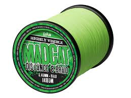 DAM MADCAT Braided lines MADCAT Distance Braid - <b>Fishing</b>-Mart