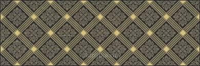 ADB4830045 <b>Royal</b> Чёрный 20x60 <b>декор</b> от <b>Laparet</b> купить ...