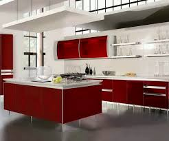 kichen design and kitchen sink together with the fetching home design for your kitchen with brightly colored home decor 26 architecture awesome kitchen design idea red