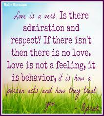 Love is a Verb - Oprah Winfrey Quote