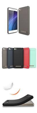Luxury <b>Carbon Fiber Anti Drop</b> TPU Soft Cover Case for Xiaomi ...