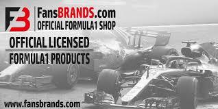 <b>F1</b>™ <b>Clothing</b> and <b>Merchandise</b>   FansBRANDS