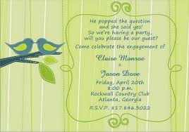 Engagement Invitation Wording Messages, Greetings and Wishes ... via Relatably.com