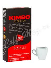 <b>Кофе</b> Kimbo в <b>капсулах Napoli</b> 10 <b>капсул</b> - купить - заказать