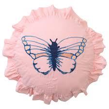 СОНГЛЭРКА <b>Подушка</b>, <b>орнамент</b> «бабочка» купить в интернет ...