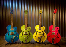 Six <b>Stunning New</b> Gretsch Artist Signature <b>Models</b> - Gretsch Guitars ...
