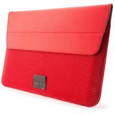 Сумка для Macbook 11/12 <b>Cozistyle ARIA Stand</b> Sleeve Flame Red ...