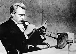 Image result for images of James Dean in 1956's giant