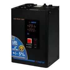 <b>Стабилизатор</b> напряжения <b>Энергия Voltron 1500</b> (HP)