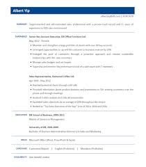 sample resume s jobsdb hong kong sample resume s