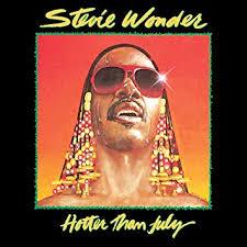 <b>Stevie Wonder</b> - <b>Hotter</b> Than July (Remastered) - Amazon.com Music