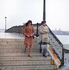 florinda bolkan and tony musante walking in the anonymous venetian ian actress florinda bolkan florinda soares bulcao and american actor tony musante anthony
