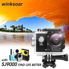"<b>4K</b> 2"" Ultra HD 1080P 16MP <b>Wifi Sports Action</b> Camera DV ..."