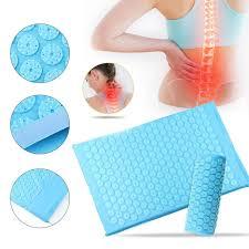 <b>Acupressure Massager Cushion</b> Mat Relax Back Body Pain - Genie ...