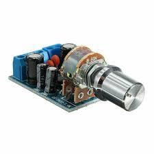 <b>TDA2822M 1Wx2</b> Stereo Mini 2.0 <b>Channel</b> Audio Power Amplifier ...