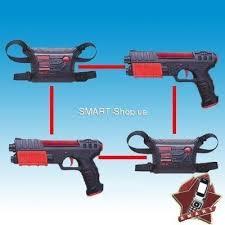 Игра Снайпер 2 лазерных <b>пистолета</b> + 2 жилета <b>Golden Bright</b> ...