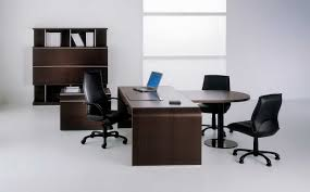 furniture awesome elegant office furniture concept applied for spacious space of office space which is amazing office space set